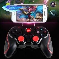 Bluetooth Wireless Terios T3 Gamepad Game Controller + Stand for Android Phone
