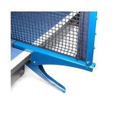 Ping Pong Table Tennis Clamp Post Stand with Net Set