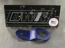 BLACKWORKS BWR RADIATOR STAY BRACKET 94-01 INTEGRA DC2 96-00 CIVIC S2000 BLUE