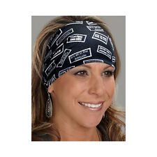 Harley-Davidson® That's A Wrap Patch Adams Knotty Bandana HeadBand KB2613
