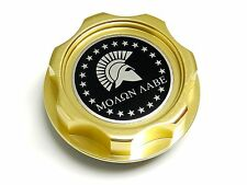 MOLON LABE SPARTAN GOLD RACING ENGINE OIL CAP FOR NISSAN INFINITI M7