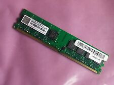 2GB Transcend 1 x 2GB Desktop Memory RAM DDR2 800mhz PC2-6400 CL5