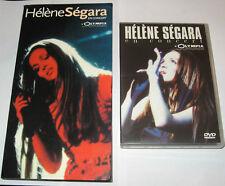 HELENE SEGARA EN CONCERT A L'OLYMPIA - LOT - LE DVD + LE LONGBOX 2 CD