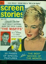 "1961 (May) ""Screen Stories"" TV/movie magazine (Marilyn Monroe)"