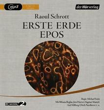 Schrott, Raoul - Erste Erde Epos - CD