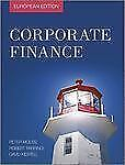 Fundamentals of Corporate Finance - European Edition by Peter Moles, David S....