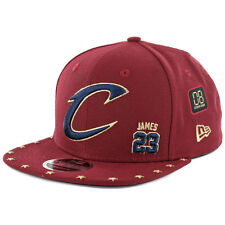 "New Era 950 ""Team Talent"" Cleveland Cavaliers LeBron James #23 Snapback Wine Hat"