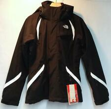 The North Face Women's Kira Triclimate Snow Ski Winter Jacket Black White XS NEW