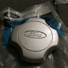 NOS 1988 - 1993 FORD FESTIVA WHEEL CENTER CAP ORNAMENT EMBLEM E8BZ-1130-B NEW