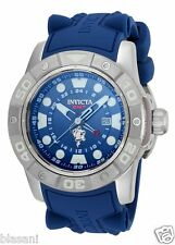 Invicta 20178 Sea Base Men's Stainless Steel / Blue Silicone 52mm Watch