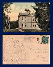 CANADA ONTARIO ST MARY'S COLLEGIATE INSTITUTE TO MRS RG LOSEY LONDON ONT 1910