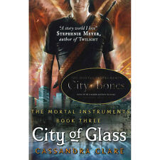The Mortal Instruments Book 3 CITY OF GLASS Hardcover by Cassandra Clare