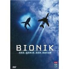 """BIONIK """"DAS GENIE DER NATUR"""" DVD NEU"""