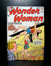 COMICS: DC: Wonder Woman #137 (1963) - RARE (batman/superman/flash/aquaman)