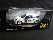 IXO MODELS RAM034 FORD FOCUS WRC SEP-11-2001 NEW ZEALAND CAR 1:43 SCALE NEW!