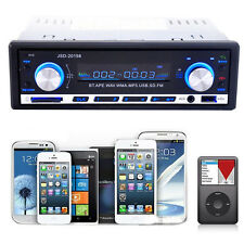 USB MP3 Radio CD Player Bluetooth Car Stereo Audio In-Dash FM Aux Input Receiver
