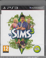 The Sims 3 PS3 Brand New Sealed Sony Playstation 3 Fast Shipping