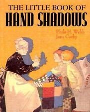 The Little Book Of Hand Shadows (Miniature Editions)-ExLibrary