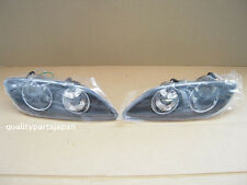 MAZDA RX-7 RX7 FD3S FRONT BUMPER TURN SIGNAL LIGHT BLACK HOUSING BRAND NEW
