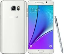 Samsung Galaxy Note 5 SM-N920A  32GB White AT&T Straight Talk H2O New Other