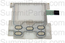 TOUCHPAD MEMBRANE SWITCH FOR HUEBSCH, SQ DRYER 501456, M414049, M414050, SQDC-1