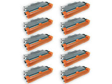 10 Pack TN450 Black Toner Cartridge for Brother MFC-7360N MFC-7460DN MFC-7860DW