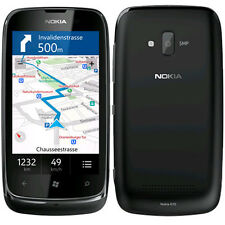 NOKIA LUMIA 610 TELUS MOBILE HSPA CELL PHONE CELLULAR 5MP CAMERA MP4 MP3 WINDOWS