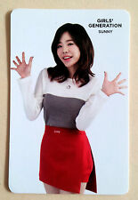 SNSD Girls' Generation SMTOWN COEX OFFICIAL FORTUNE COOKIE PHOTOCARD - Sunny