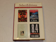 select Editions 4 in 1 We'll Meet Again Marching Season Mill Ju hard cover book#