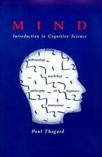Mind: Introduction to Cognitive Science Thagard, Paul Hardcover