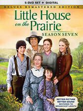 Little House on the Prairie: Season 7 [Deluxe Remastered Edition - DVD + Digital