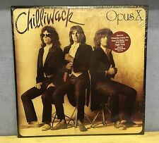 CHILLIWACK  Opus X - 1982 USA Vinyl LP + INNER  Vinyl LP  EXCELLENT CONDITION
