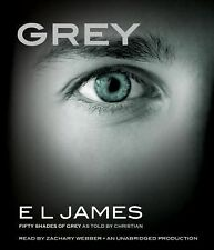Grey : Fifty Shades of Grey As Told by Christian by E. L. James