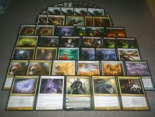 MTG Magic SORIN, LORD OF INNISTRAD DECK Dark Ascension M12 Extended LOT ISD