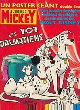 """10  BD anciens  """" le journal de mickey"""