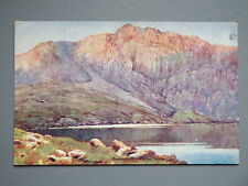R&L Postcard: Wales Barmouth Cader Idris, Dainty Series Warren Williams