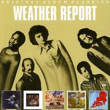 Original Album Classics - Weather Report (2012, CD NEU)5 DISC SET