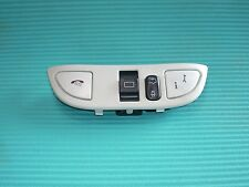 2002 Mercedes ML320 Overhead Console Sunroof Dome Controls OEM