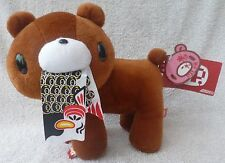 Official Chax GP TAITO Gloomy Bear Standing Brown Soft Plush Toy Japan Kawaii 9""