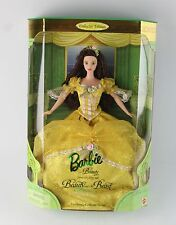 MATTEL Children's Collector Beauty From The Beauty And The Beast Barbie Doll