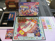 Monopoly Looney Tunes Limited Collectors Edition~Parker Brothers`Complete!