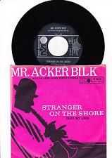 """7"""" - Mr. Acker Bilk - Stranger on the Shore -------"""