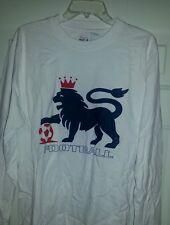 England kit  LS football soccer home jersey T-shirt XL