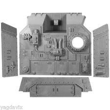 S1-00 COQUE DESSUS 1-2-3-11 BANEBLADE WARHAMMER 40,000 W40K BITZ SHADOWSWORD