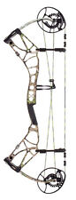 New 2017 Bear Archery Moment 45-60# LH Compound Bow Realtree Xtra Green