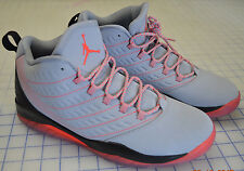 Mens Nike Air Jordan Velocity size 11 New Gray / Infrared 688975-005 Michael 23