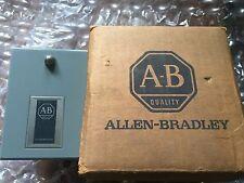 ALLEN BRADLEY 830-B5210 830B5210 PRESSURE CONTROL NIB