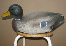 Rare Duck Goose Decoy Hunting Hunter Water Pond Boat Brevettato Patented Italy