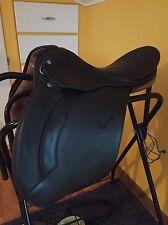 Leather Kieffer Saddle