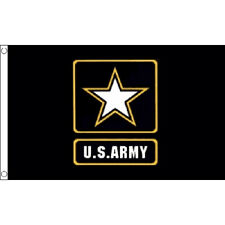 Us Army Star Flag 5Ft X 3Ft United States Of America Military Banner New